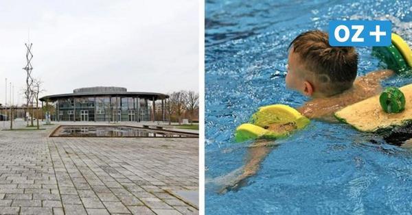 Ärger um Rostocks neue Schwimmhalle: Scheitert der Bau an Madsens Gigantismus?