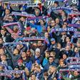 Dank Ausnahmegenehmigung: Holstein gegen Hannover 96 vor 12.000 Zuschauern