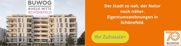 Glücklich wohnen in Schönefeld