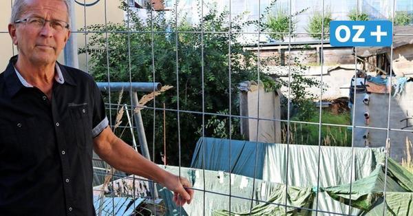 Verwahrloste Baugrube in Bad Doberan: Stadtvertreter will Zustand beenden
