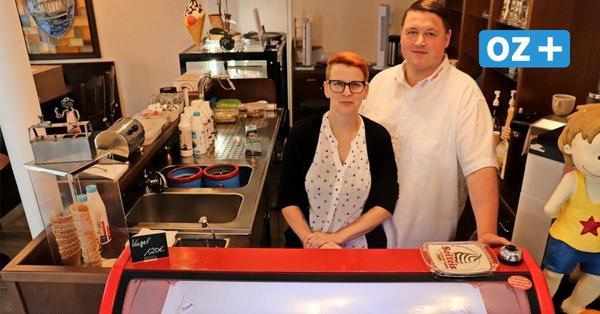 Softeis-Mai aus Neubukow zieht ins Finale beim OZ-Eisdielentest