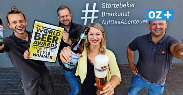 Stralsund: Störtebeker Brauerei holt Weltmeistertitel mit Bierspezialität