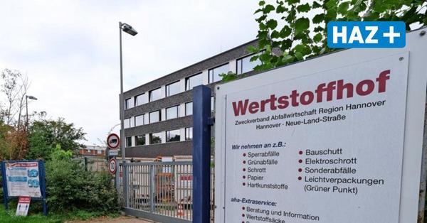 Wertstoffhof in Groß-Buchholz in Hannover muss für sechs Jahre schließen