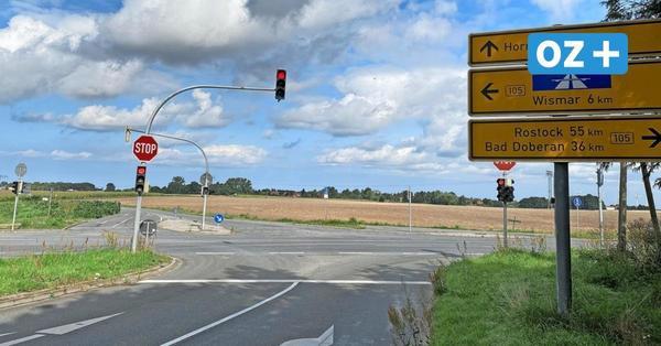 Neues Gewerbegebiet Wismar-Hornstorf: Vollsperrung der Kreisstraße 35 bis Ende 2021