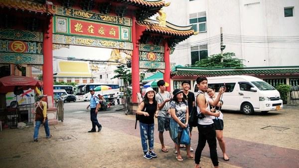 Les Chinois parient sur l'immobilier en Thaïlande