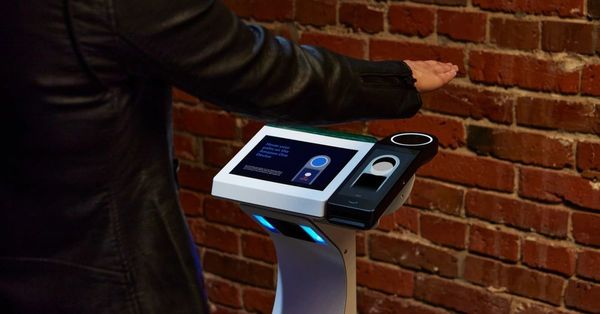 Amazon One's palm-scanning tech makes first move into entertainment venues