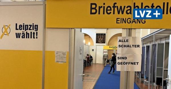 Lange Schlangen am Wahllokal? Wie die Briefwahl die Situation in Leipzig entspannen könnte
