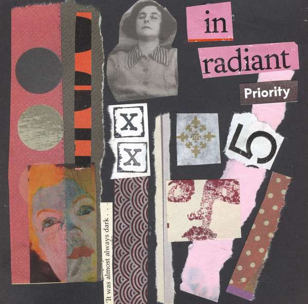 in radiant priority, 20 July 2021. Collage is yet another method of creativity. This piece is included in an ebook by the Fragmented Collective.