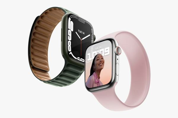The real Apple Watch Series 7 looks way nicer than those fugly mockups
