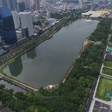 Map of the Top 10 Biggest Public Parks in Bangkok – Thailand Photo Map and Trip Planner