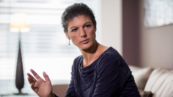 WDR 2 - Die Wahl 2021: Sahra Wagenknecht (Die Linke)