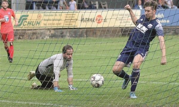 Doppelschlag in Nachspielzeit - 4:4 nach 4:1 - Lokalsport - Walsroder Zeitung