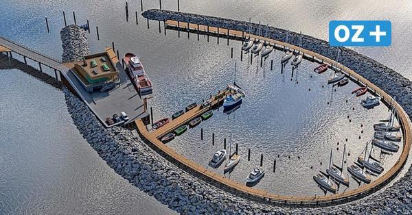 Hafenbau in Prerow: Schiffsverbindung nach Dänemark geplant