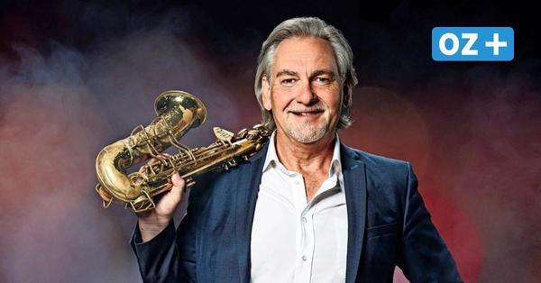 Jazz in der Marienkirche: Musiker Andreas Pasternack tritt in Grimmen auf