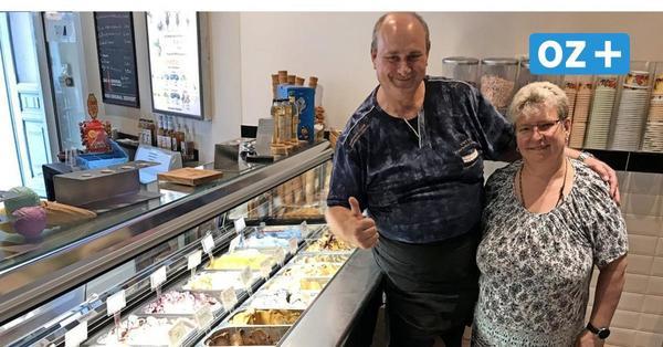 """OZ-Eisdielentest:""""Werners Eiscafé"""" gewinnt in Wismar – und zieht ins Finale"""