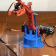 Robotic waiter learning to serve drinks - Raspberry Pi