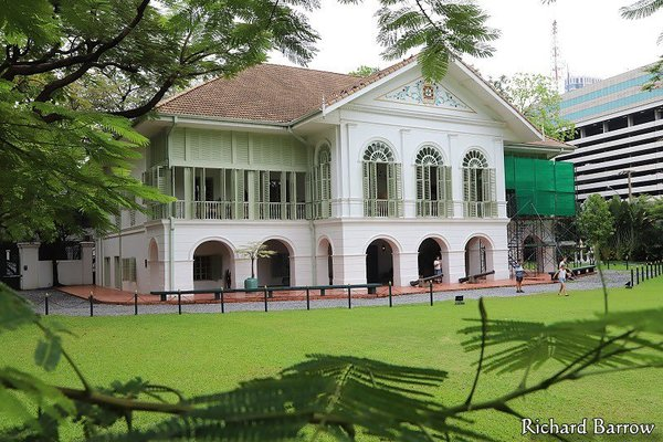 The Portuguese Ambassador's Residence in Bangkok
