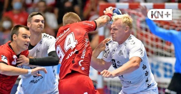 """33:26-Sieg in Melsungen: Spielwitziger THW Kiel besiegt """"MT Deutschland"""""""