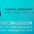 SET 21 - Industrial End-Users XR Program Plans & Successful Partnership Strategies.