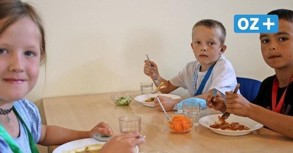 Ribnitz-Damgarten: Neuer Caterer kocht Mittagessen in Schulen - das sagen die Kinder