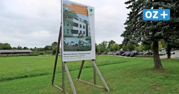 Damgarten: Schild am Hafen sorgt für Verwirrung – Entstehen hier Wohnhäuser?