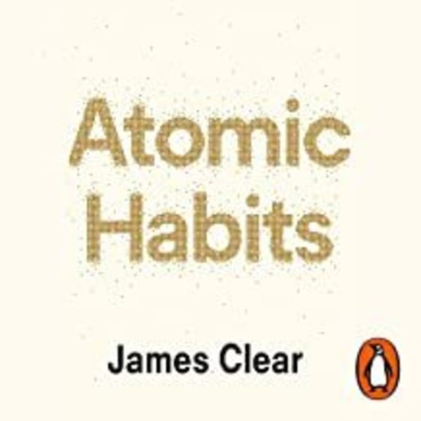 Front Cover of Atomic Habits by James Clear
