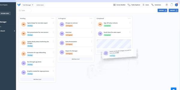 Build an App w/ Gridfox