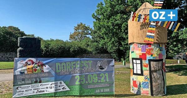 Dorf Mecklenburg: So bunt wird das erste Dorffest nach der Corona-Zwangspause