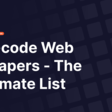No-code & Low-code web scrapers - the ultimate list   Automatio.co