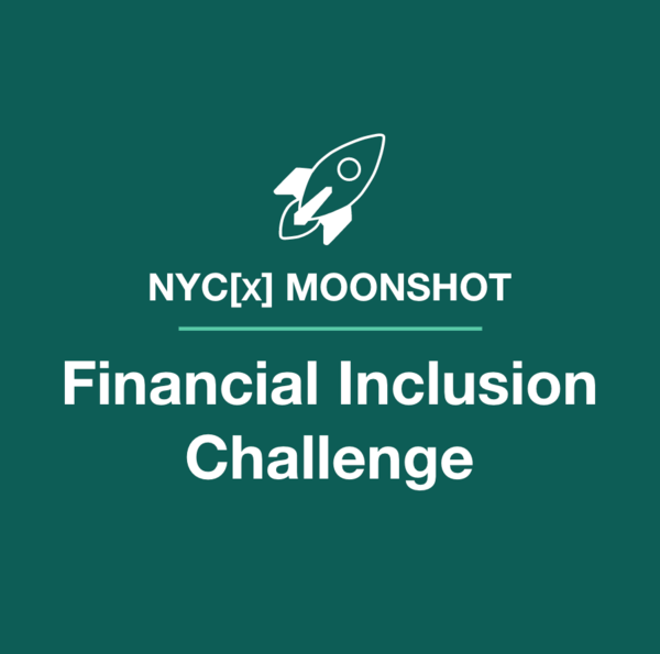Apply by September 20th to win $20,000 for the Financial Inclusion Challenge