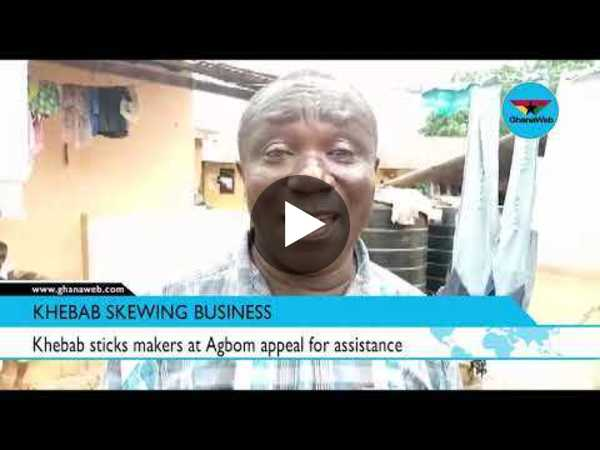 Khebab sticks makers at Agbom appeal for assistance