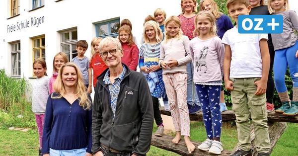 Dreschvitz : Freie Schule auf Rügen unter neuer Leitung von Olaf Zender