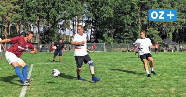 Glowe auf Rügen: Sagarder Kicker holen sich den 1. Glowe Cup auf neuem Sportplatz