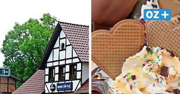 OZ-Eisdielentest: Mit Geschmack wie zu DDR-Zeiten will das Fähr-Eck auf Rügen im Finale gewinnen