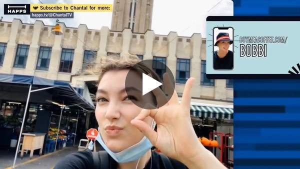 Bobbi's weekly broadcast in Montreal 🇨🇦with me in Paris 🇫🇷, let's tour together!