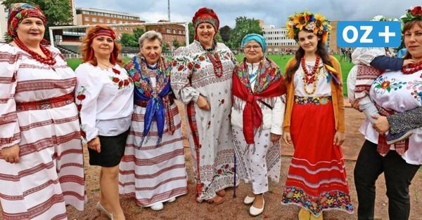 Stralsund: Zwischen Vereinsarbeit und russischen Volksliedern