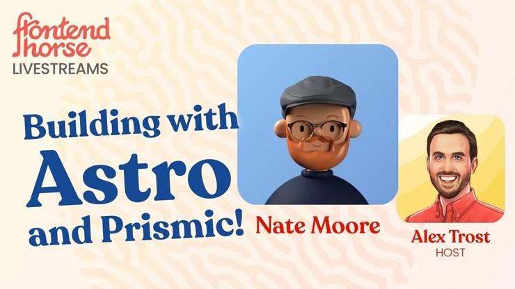 Building with Astro & Prismic