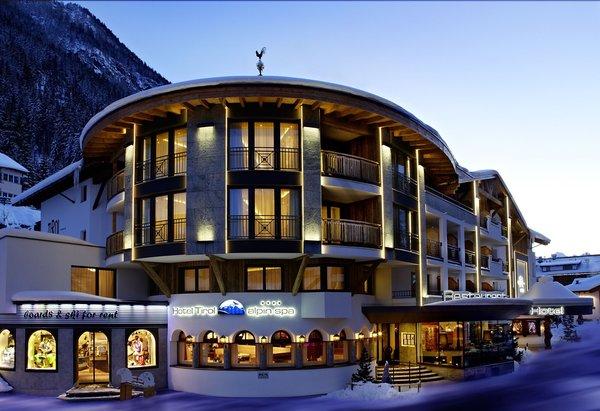 wellness-hotel.info: Hotel Tirol Alpin SPA in Ischgl unter den Top 30