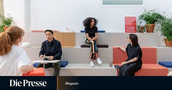 """""""Büros werden wie Lounges in Hotels aussehen"""""""