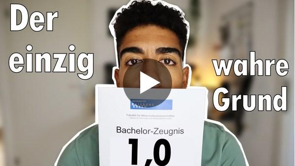 Video der Woche: Der einzige Grund, weshalb unsere Noten wichtig sind