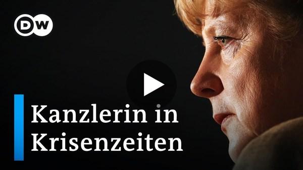 Angela Merkel - Kanzlerin in Krisenzeiten   DW Doku
