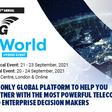 5G World - London Tech Week