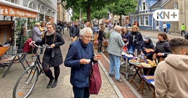 Parking Day in Bad Segeberg - Parkplätze werden mit Leben gefüllt