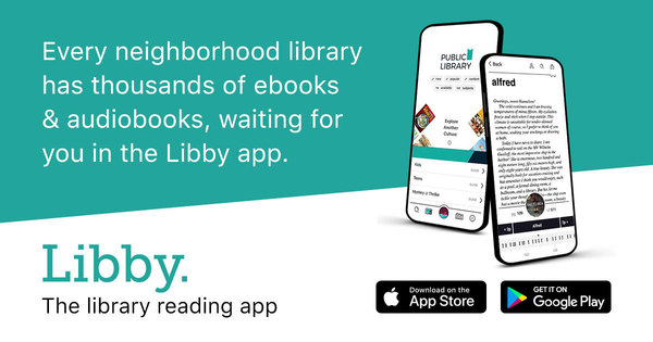 The Libby App by OverDrive