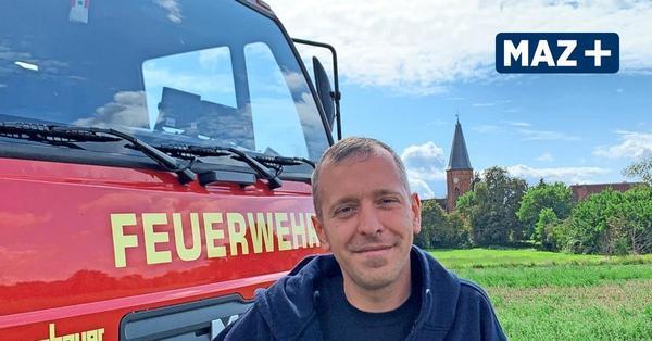 Wachow: Feuerwehrmann in dritter Generation