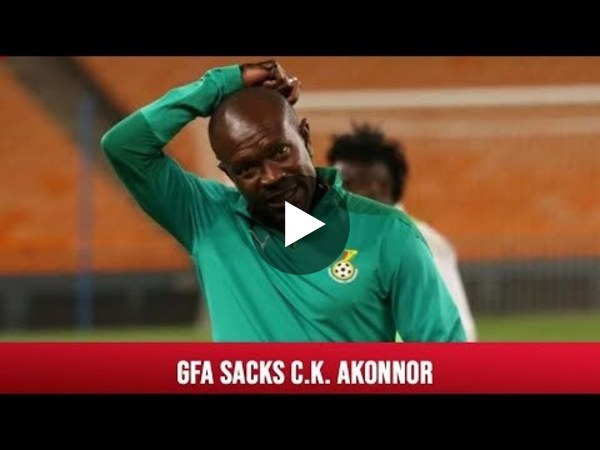 Some Ghanaians happy with C.K Akonnor's dismissal