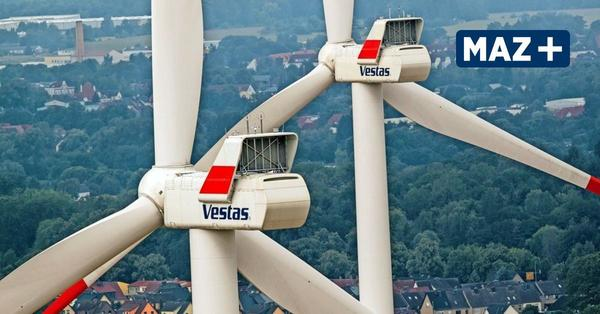 Windrad-Hersteller Vestas schließt Werk in der Lausitz