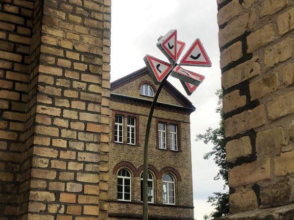 Wo ist das in Potsdam? Foto: Peter Degener