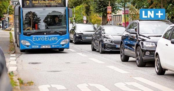 Zu langsam unterwegs: So sollen Lübecks Busse schneller werden