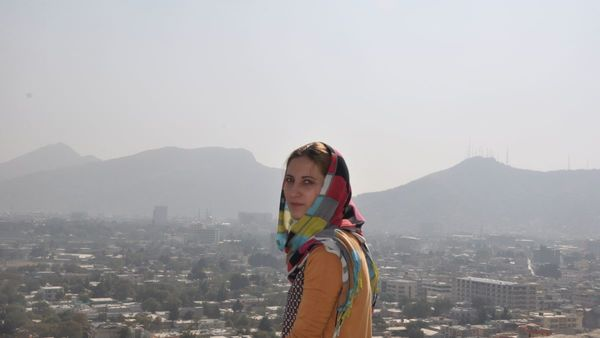 Afganistanul, prin ochii Olgăi Cegorean: Cel mai mult îmi e frică să nu mă mai pot întoarce niciodată acolo